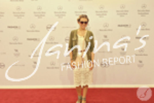 Janina's Fashion Report: Mercedes Benz Fashion Week SS2016 in Berlin