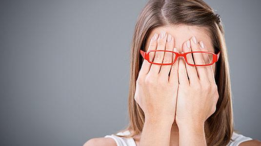 5 wirkungsvolle Augenübungen unter 1 Minute!