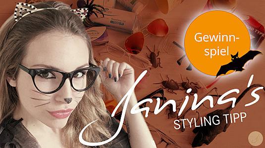 Janina's Styling Tipp: Halloween