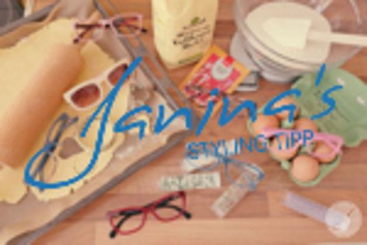 Janina's Styling Tipp: Eye Candies