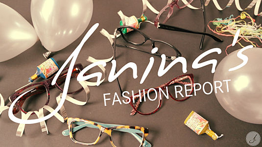 Janina's Fashion Report: Happy New Year!
