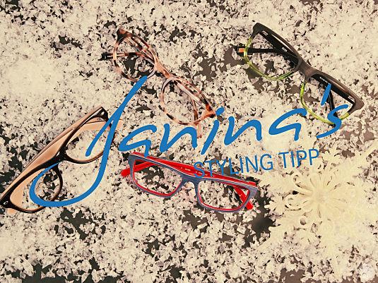 Janina's Styling Tipp: Meine Brillen für den Winter!