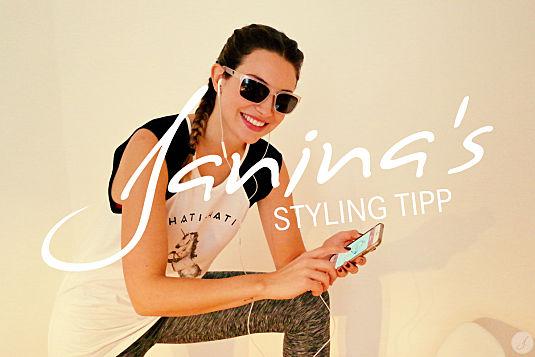 Janina's Styling Tipp: Fit durchs Jahr!