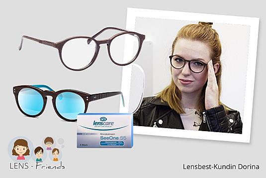 Lens-Friends: Bloggerin Dorina Bausch