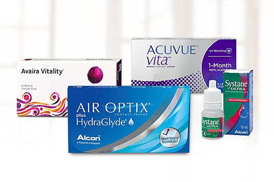 Was gibt es Neues auf dem Kontaktlinsenmarkt?