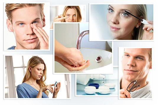 10 Kontaktlinsen Fehler, die du nicht begehen solltest – nie!
