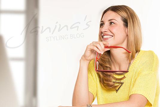 Wünscht euch einen Blogbeitrag von unserer Stylistin Janina Cüpper!
