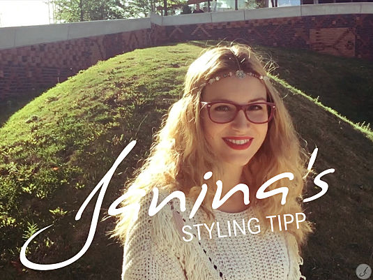 Janina's Styling Tipp: Herbsttrends 2016