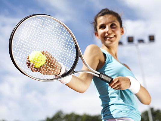 Kontaktlinsen beim Sport