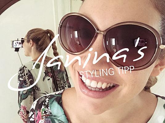 Janinas Styling Tipp: Oversize
