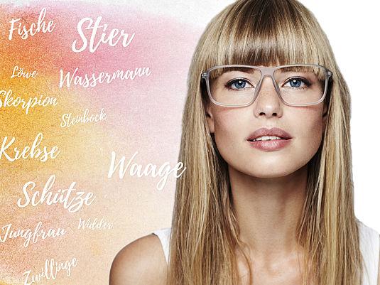 Die perfekte Brille für euer Sternzeichen
