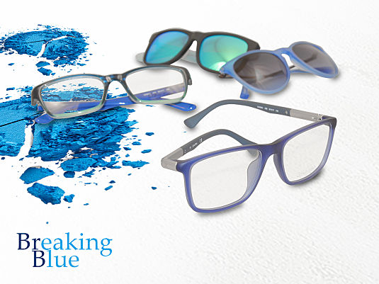 Kollektion Breaking Blue