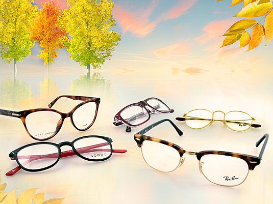 Unsere Top 5 Brillen für den Herbst