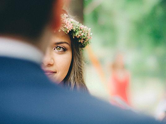 Die richtige Sehhilfe zur Hochzeit