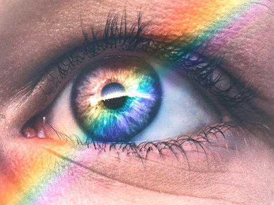 Unsere Augenfarbe
