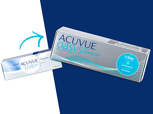 acuvue oasys 1day