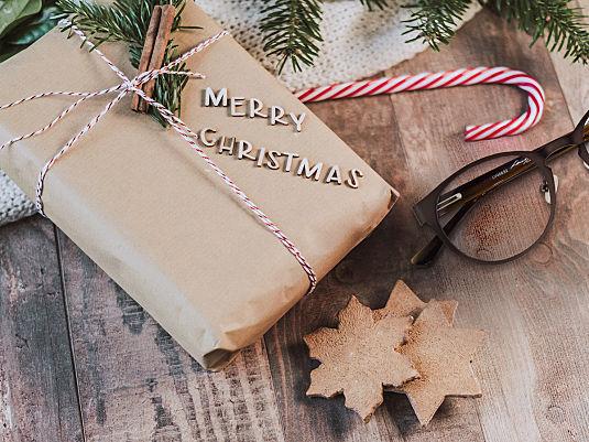 Merry Christmas: Brillen für die ganze Familie