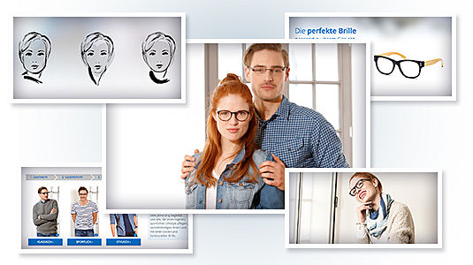 Online Brillenberater