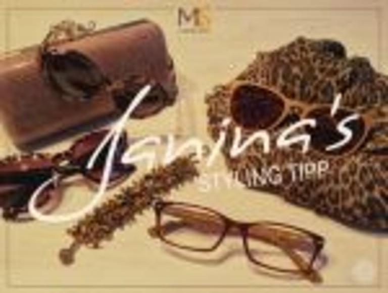 Janina's Styling Tipp: Modern Safari