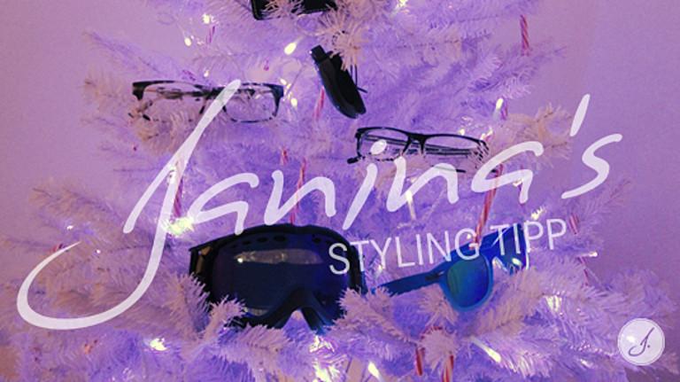 Janina's Styling Tipp: Das richtige Weihnachtsgeschenk
