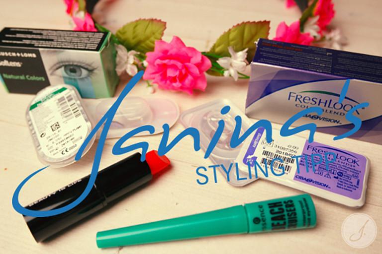 Janina's Styling Tipp: Fasching 2015