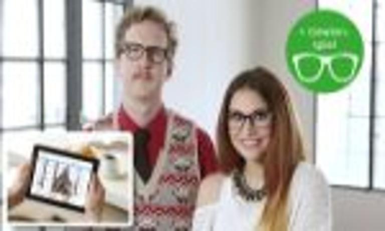Interaktiver Brillenberaterfilm