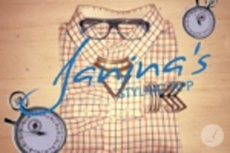 Janina's Styling Tipp: Partyoutfit für die kürzeste Nacht des Jahres