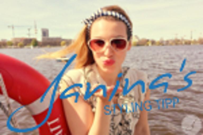 Janina's Styling Tipp: Tanz in den Mai