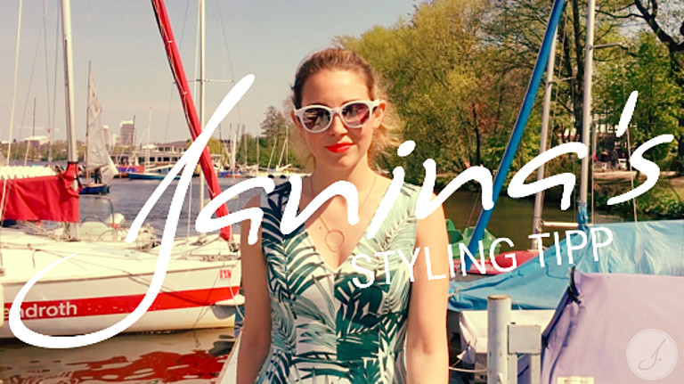 Janina's Styling Tipp: Summer Breeze