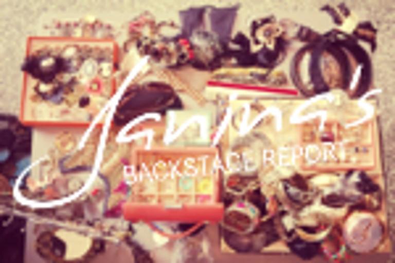 Janina's Backstage Report: Mädelsflohmarkt