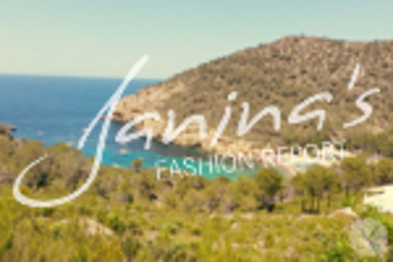 Janina's Fashion Report: Ibiza and Friends