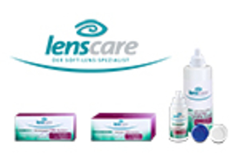 Lenscare GEL-System - die Komfort Premium Linie!