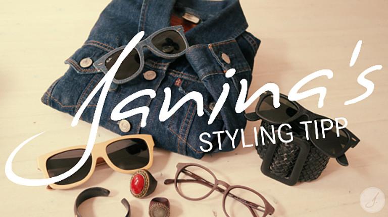 Janina's Styling Tipp: Natural Materials