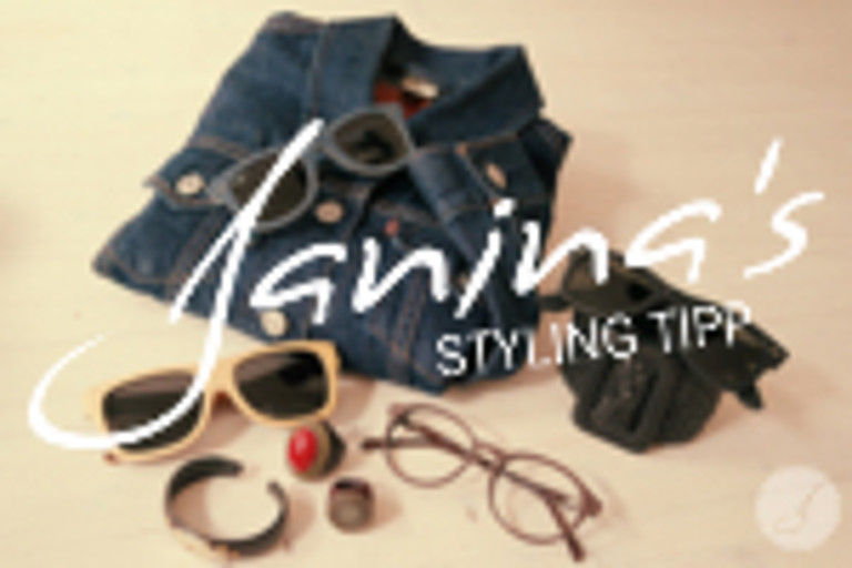 Janina's Styling Tipp: Natural Materials