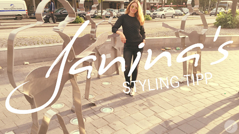Janina's Styling Tipp: Beatlemania