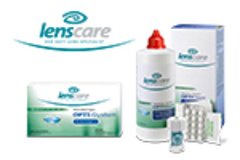 Lenscare OPTI-System - die Komfort Premiumlinie