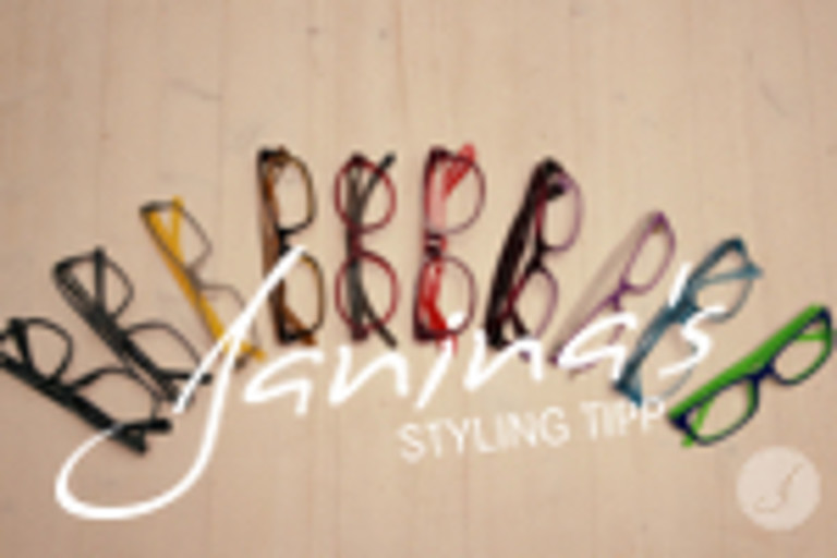 Janina's Styling Tipp: Bestimme deinen Farbtyp!