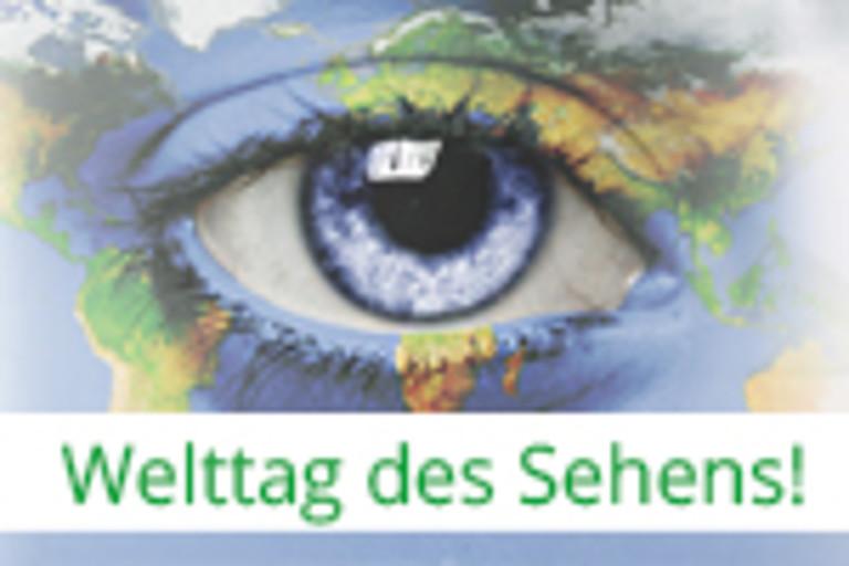 Welttag des Sehens