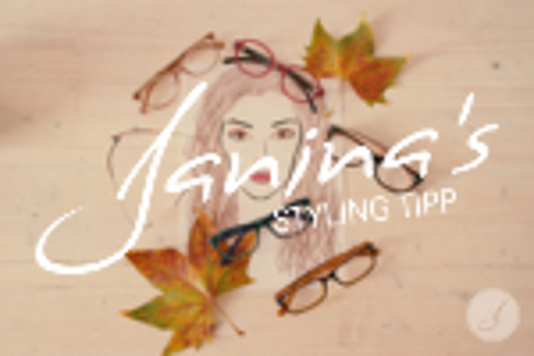 Janina's Styling Tipp: Farbtyp Herbst
