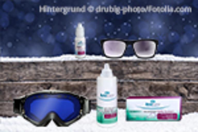 7 erhellende Wintertipps für Kontaktlinsenträger