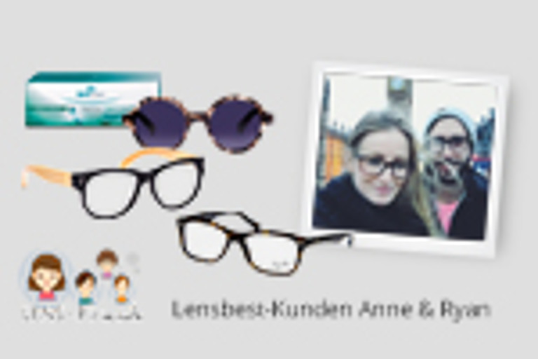 Lens-Friends: Anne und Ryan