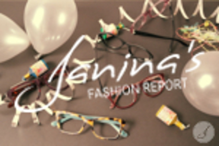 Janina's Fashion Report: Happy New Year!