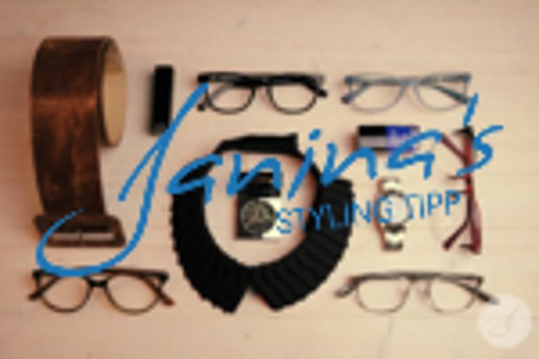 Janina's Styling Tipp: Einfarbige Looks