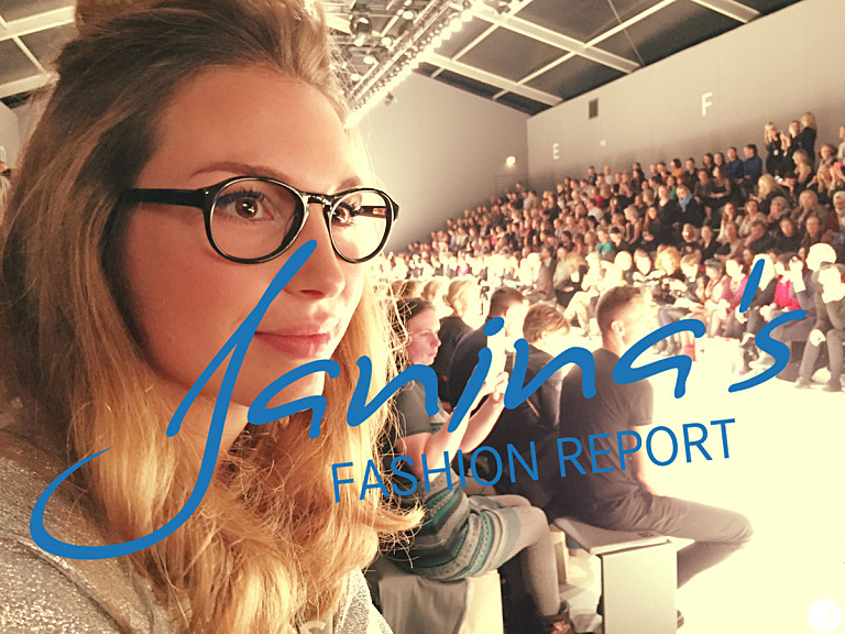 Janina's Fashion Report: Mercedes Benz Fashion Week A/W 2016