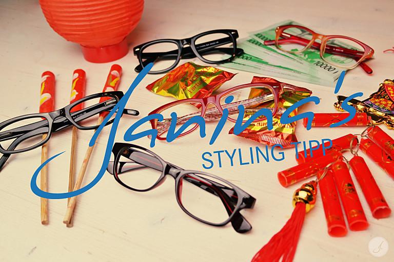 Janina's Styling Tipp: Chinesisches Neujahr