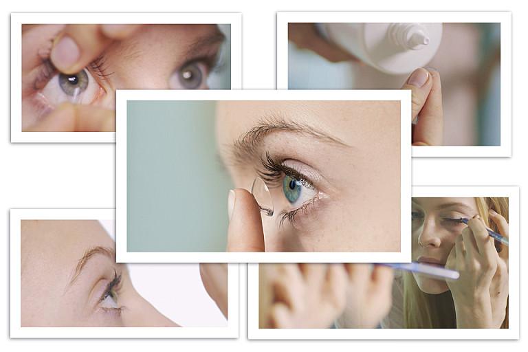 Lensbest berät: Kontaktlinsen aufsetzen und abnehmen