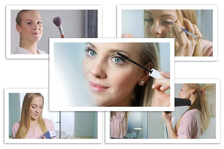 Lensbest berät: Schminktipps für Kontaktlinsenträgerinnen