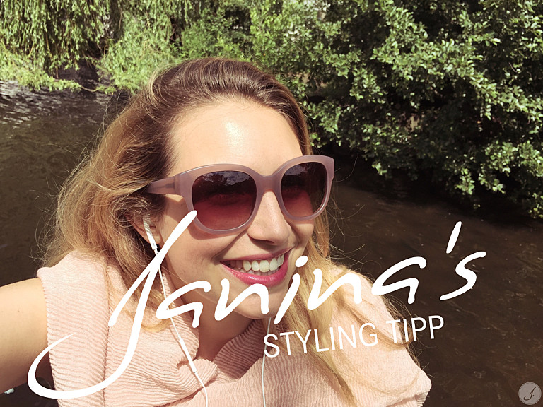 Janina's Styling Tipp: Meine Sommerlieblinge