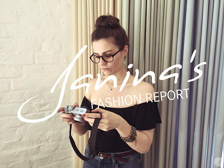 Janina's Fashion Report: Interview mit Christine Lipski