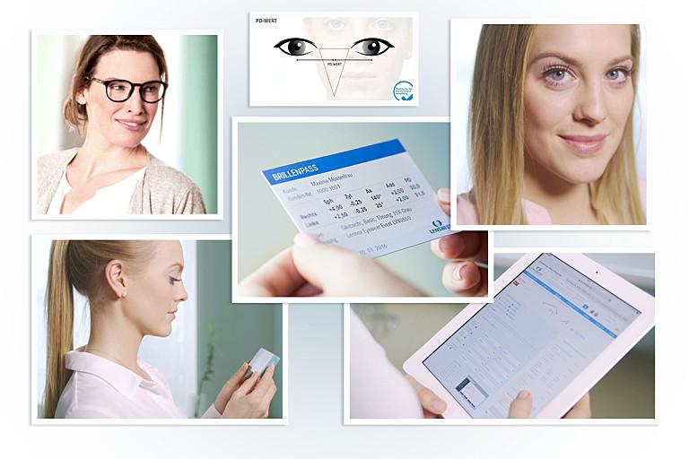 Lensbest berät: Brillenwerte = Linsenwerte?